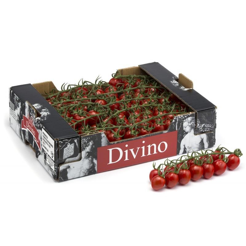 Tomàquet Cherry Divino (Safata 200 grs)