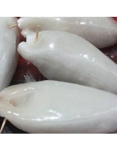 Calamar relleno carne