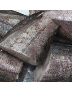 Colas variadas de pescado