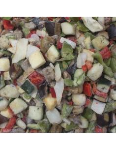 Pisto verduras