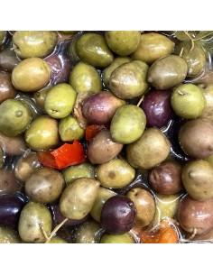 Oliva morada
