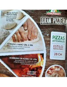 Italpizza oferta +3unid.