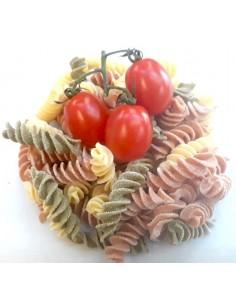 Espirales multicolor