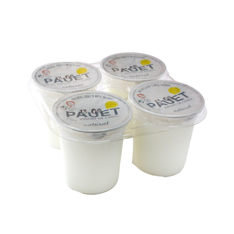 Yogur Cabra Natural