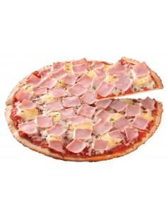 Pizza Pernil Dolç i Formatge Cabra