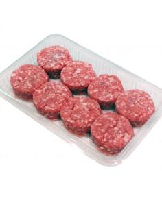 Mini hamburgueses