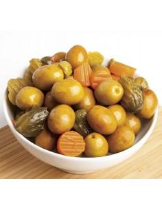 Olives Gaspatxes