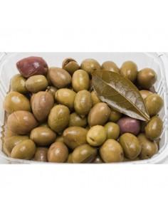 """Olives Morada """"rajada"""""""