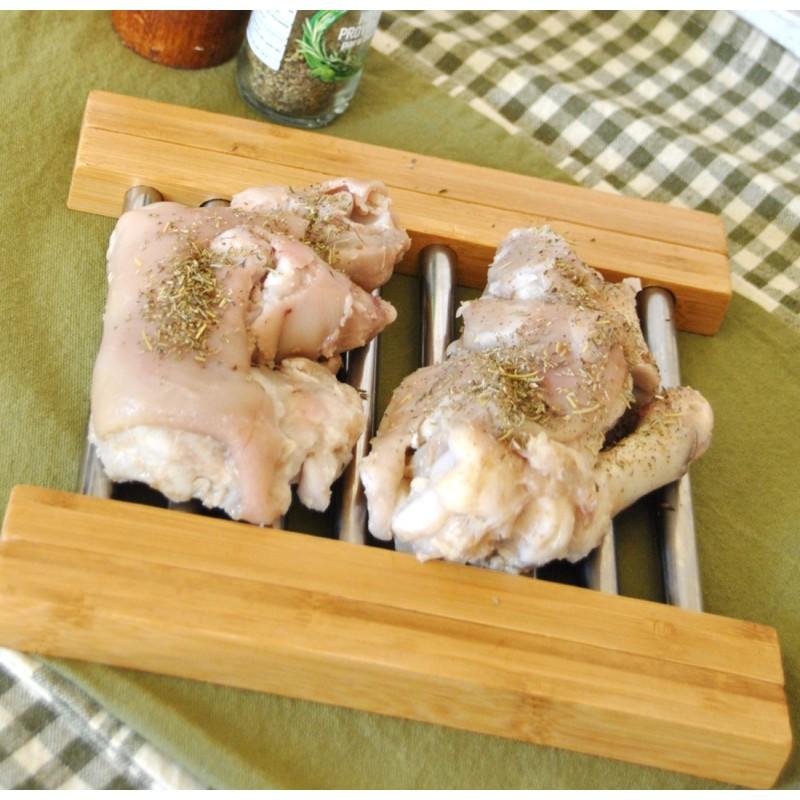 Peus de porc cuits