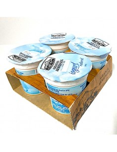 Iogurt de Vaca Natural (plàstic)