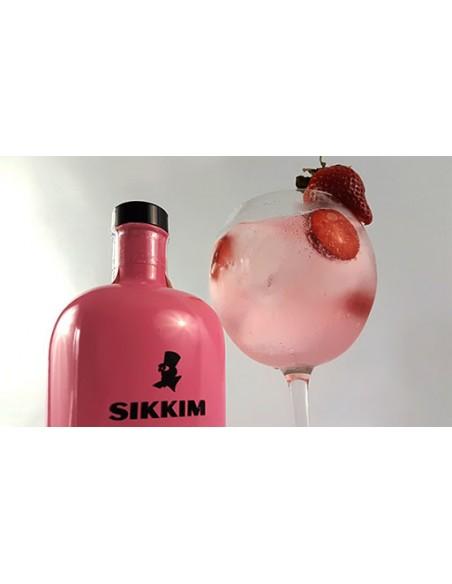 Sikkim Fraise (GIN)