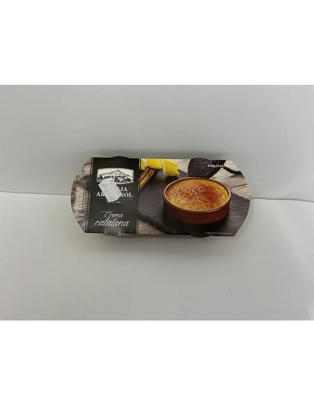 Crema catalana Granja Armengol