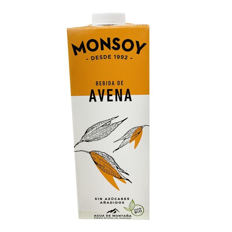 Beguda d'avena Monsoy