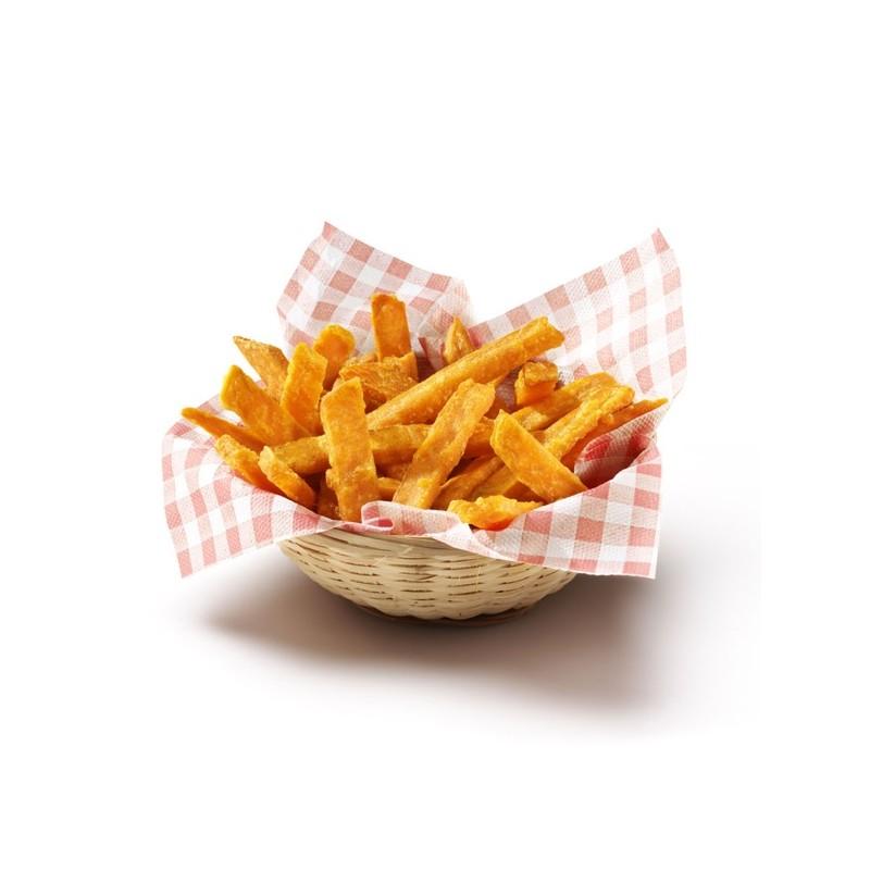 Patata frita dulce