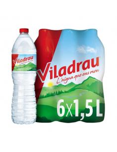 Viladrau Aigua 1,5L Pack de 6