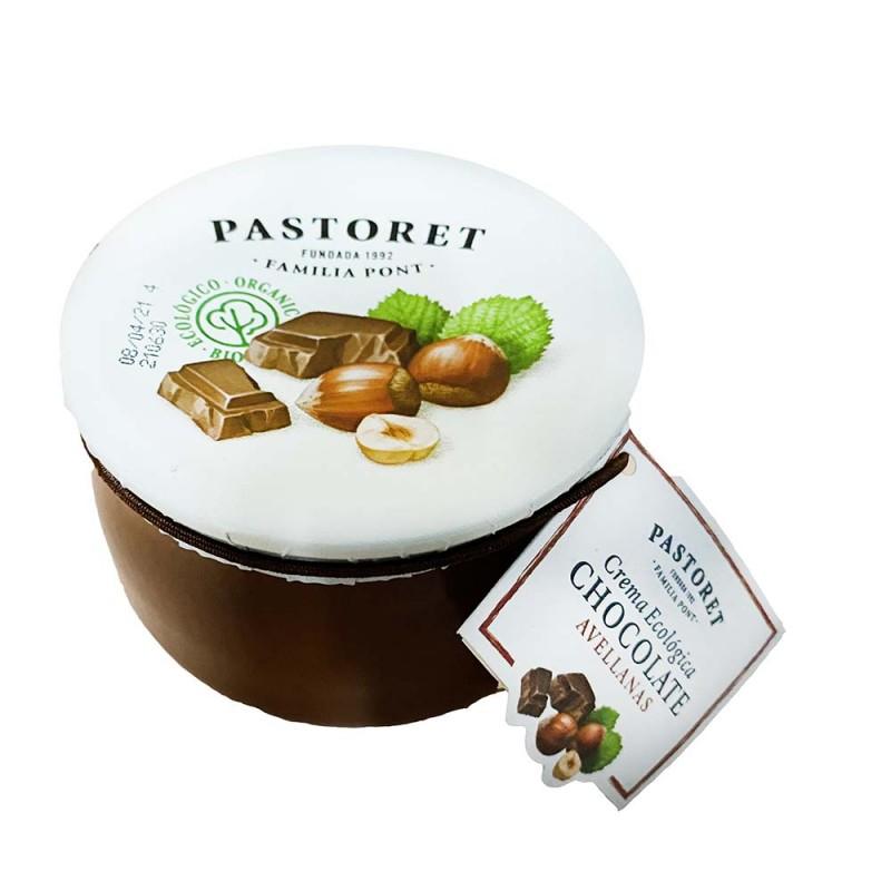 Crema ecològica xocolata avellanes PASTORET